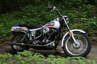 Harley-Davidson Super Glide - 1971 FX Super Glide
