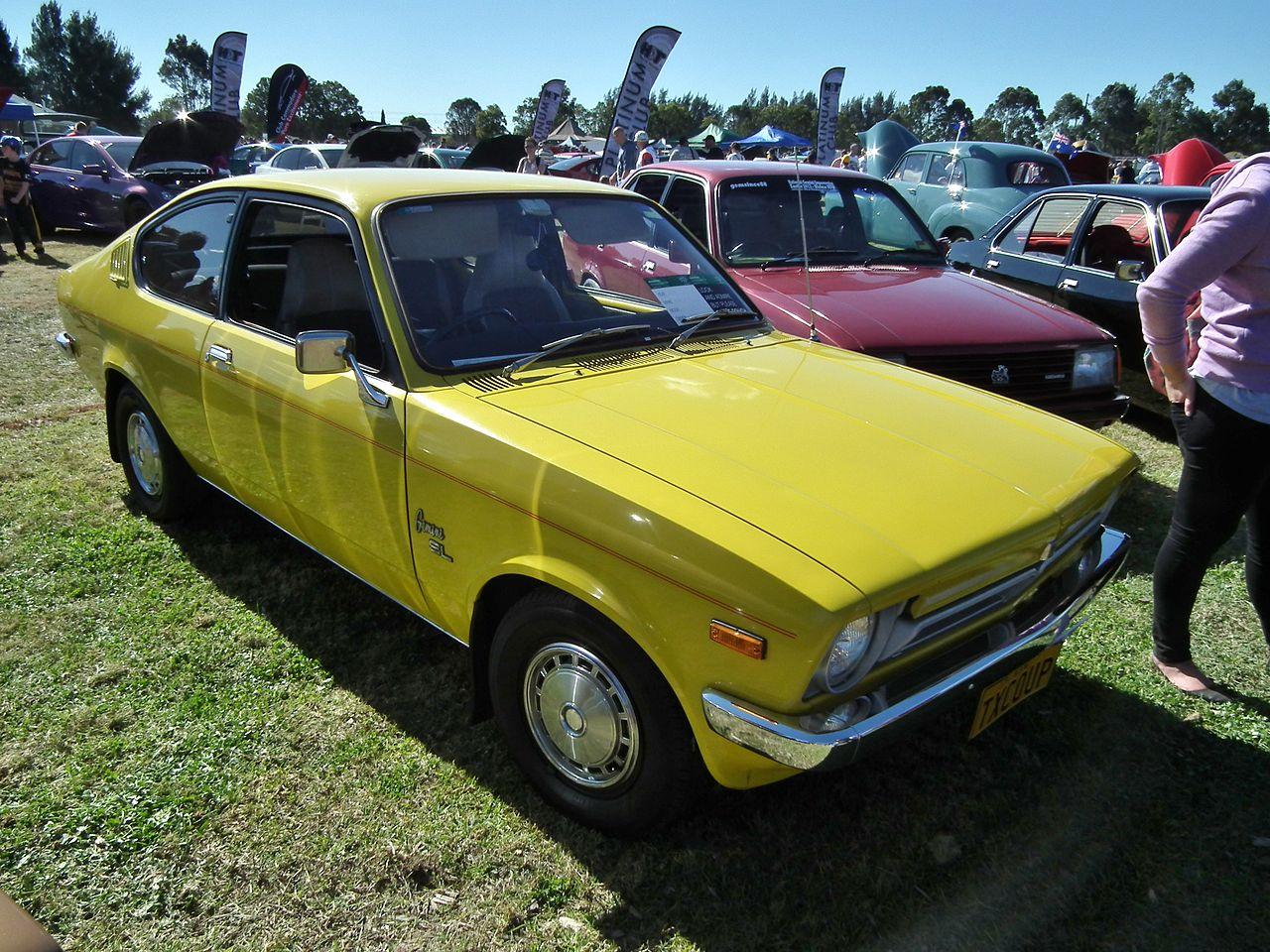 Holden Texas