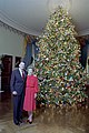 1981 Blue Room Tree in The White House.jpg