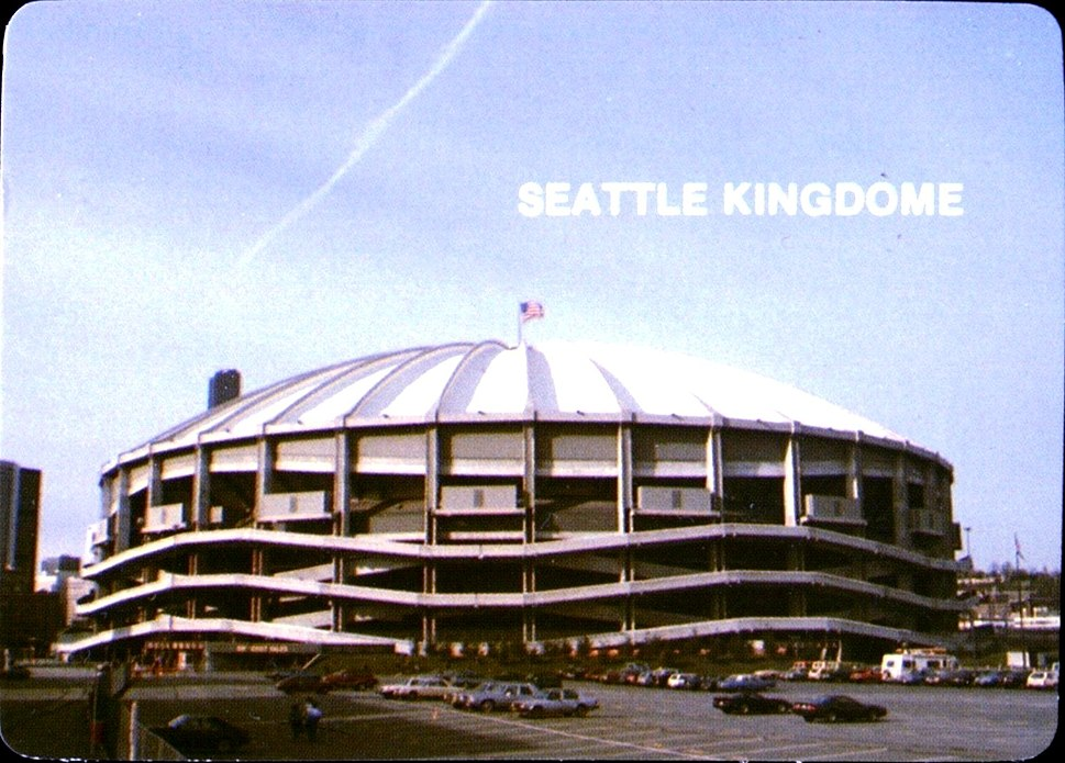 1985 Mother's Cookies - Seattle Kingdome