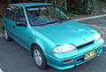 1991-1994 Holden MH Barina 5-door hatchback 03.jpg