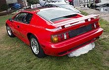 1991 Lotus Esprit Turbo SE USA