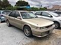 1992-1993 Mitsubishi Galant (E33) GLSi Automatic Sedan (17-08-2017) 01.jpg