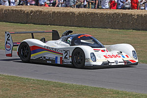 1992 World Sportscar Championship - Peugeot Talbot Sport won the Teams Championship with the Peugeot 905