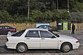 1992 Mitsubishi Galant GLSi hatchback (5547666085).jpg