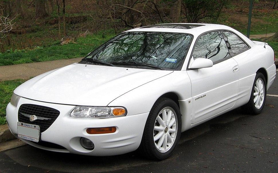 1997-2000 Chrysler Sebring LXi coupe -- 03-21-2012 2