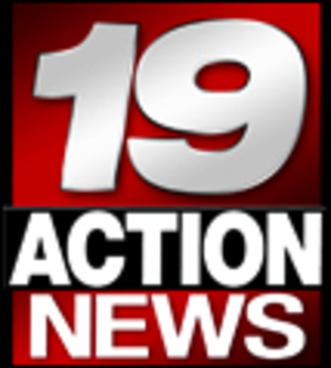 WOIO - WOIO's 19 Action News logo, used from 2002 to August 24, 2015; the version shown above was used from 2014 to 2015.