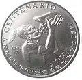 1 песо. Куба. 1992. 500 лет открытию Америки - Гуама.jpg