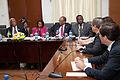 20-05-2014- Georgetown-Guyana, Intervencion del Canciller Ricardo Patiño en la sesion plenaria de la ( COFCOR ) IMG 7866 (14215823646).jpg