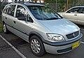 2001-2003 Holden Zafira (TT) van (2009-06-28).jpg