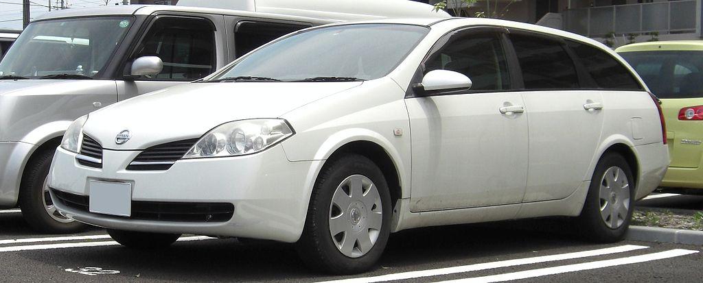 Nissan Primera (P12) универсал