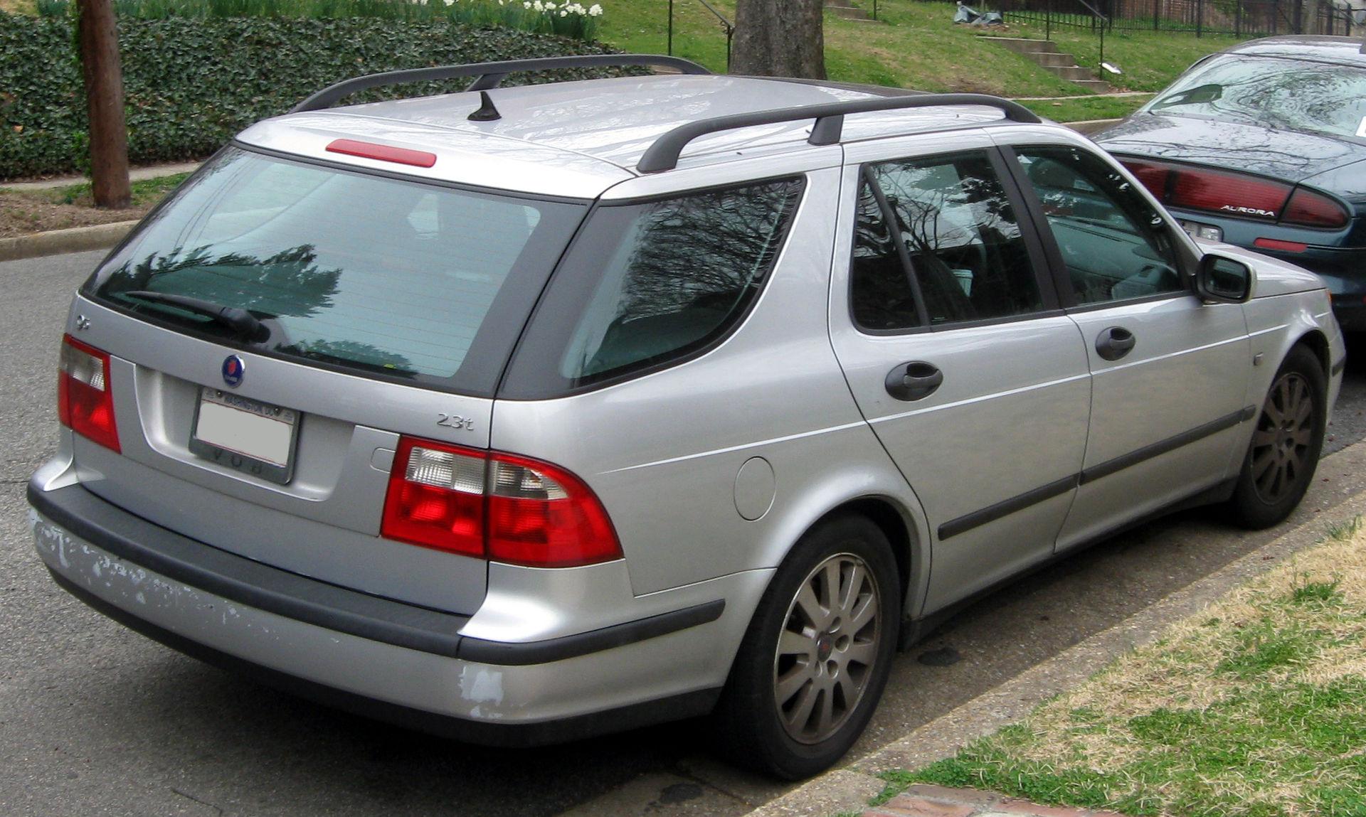 Tribute We Find A Rare Saab 9 5 Wagon