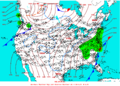 2003-04-09 Surface Weather Map NOAA.png
