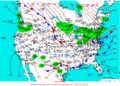 2004-01-15 Surface Weather Map NOAA.png