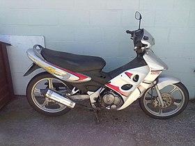 Suzuki FX125 - Wikipedia