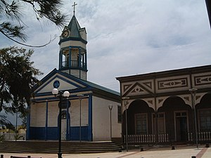 Chañaral - Plaza Chañaral
