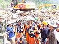 2008년 중앙119구조단 중국 쓰촨성 대지진 국제 출동(四川省 大地震, 사천성 대지진) SSL27208.JPG