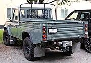 2009 Land Rover Defender 110 Pickup