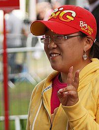 2009 Women's British Open - Jiyai Shin (2).jpg