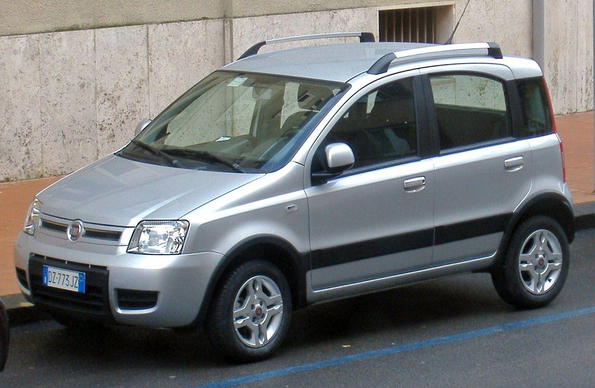 File 2010 Fiat Panda 4x4 Facelift Jpg Wikimedia Commons