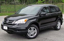 2010 Honda CR-V EX-L (US)