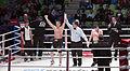 2011 boxing event in Stožice Arena-Denis Simcic V.jpg