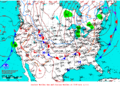 2012-04-10 Surface Weather Map NOAA.png