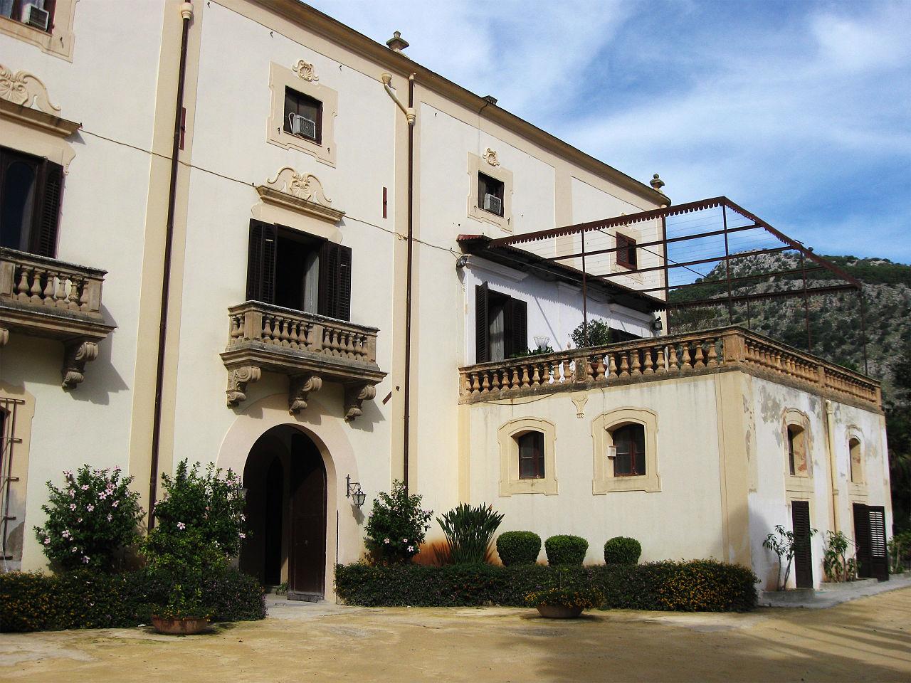 Villa Bonocore Maletto Via Salvatore Minutilla   Palermo