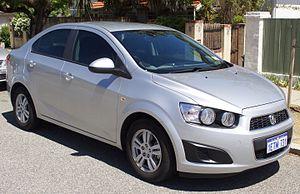 Holden Barina - Image: 2012 2015 Holden Barina (TM) CD sedan (2017 01 22) 01