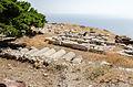 2012 - near Basilike Stoa - Ancient Thera - Santorini - Greece - 02.jpg