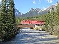 20130703 09 Canadian Pacific Rwy., Lake Louise (12313698073).jpg
