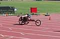 2013 IPC Athletics World Championships - 26072013 - Angela Ballard of Australia during the Women's 400M - T53 first semifinal 6.jpg