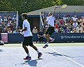 2013 US Open (Tennis) - Fabio Fognini and Albert Ramos (9661623617).jpg