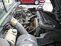 2014 Rolling Sculpture Car Show 50 (1987 AM General HMMWV engine).jpg