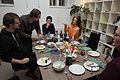 2015-01-06 Wiki Loves Cheese Racletteessen bei WMAT 7644.jpg