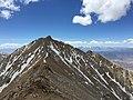 2015-05-03 12 05 12 View southwest from the summit of Boundary Peak, Nevada.jpg