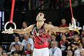 2015 European Artistic Gymnastics Championships - Rings - Davtyan Vahagn 05.jpg