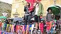 2016 Split prosvjed podrške kurikularnoj reformi QSS 1000 flags.jpg