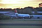 2017-06-13 Ontmanteling Swissair A340 Vliegveld Twente.jpg