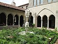 2017 The Cloisters Trie Cloister from southeast.jpg