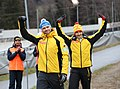 2018-11-24 Saturdays Victory Ceremonies at 2018-19 Luge World Cup in Igls by Sandro Halank–088.jpg