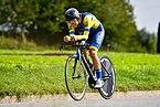 20180924 UCI Road World Championships Innsbruck Women Juniors ITT Tetyana Yaschenko (UKR) DSC 7564.jpg