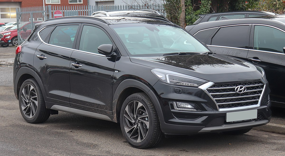 Hyundai Tucson - Simple English Wikipedia, the free ...