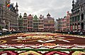 2018 flower carpet at Grand Place, Brussels (DSCF6849).jpg