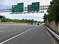 2019-05-21 17 09 44 View south along Interstate 97 (Glen Burnie Bypass) at Exit 16 (Maryland State Route 648-Baltimore-Annapolis Boulevard, Ferndale, Glen Burnie) in Ferndale, Anne Arundel County, Maryland.jpg