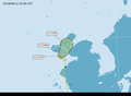 2019 CWB 利奇馬 forecast map (zh-TW).png