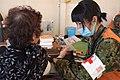 23.4.5 11B:医療支援・血圧測定(山田地区船越)① 東日本大震災における災害派遣活動 88.jpg