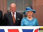 25.Jun.2015 Queen Elizabeth II. and Prince Philip's visit to Frankfurt (19126377686).jpg