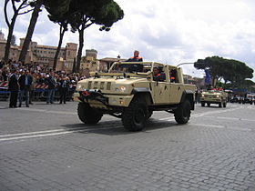 Italie Iveco VTLM Lince