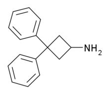 3,3-Diphenylcyclobutanamine.png